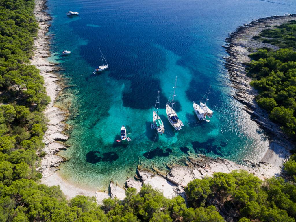 šibenik_sailing_island hopping croatia