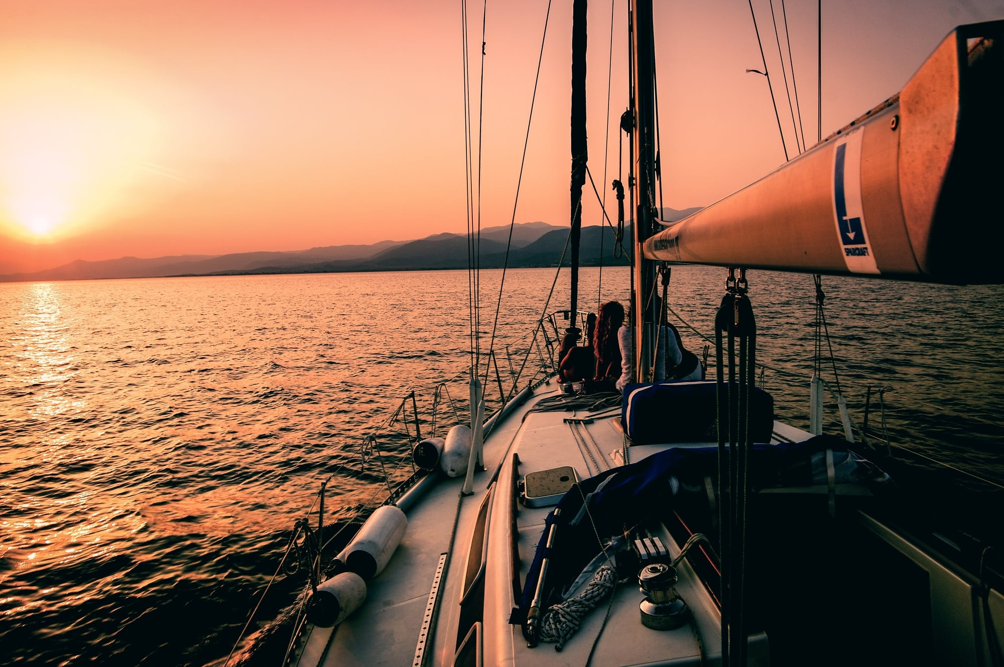 Sailing superstitions