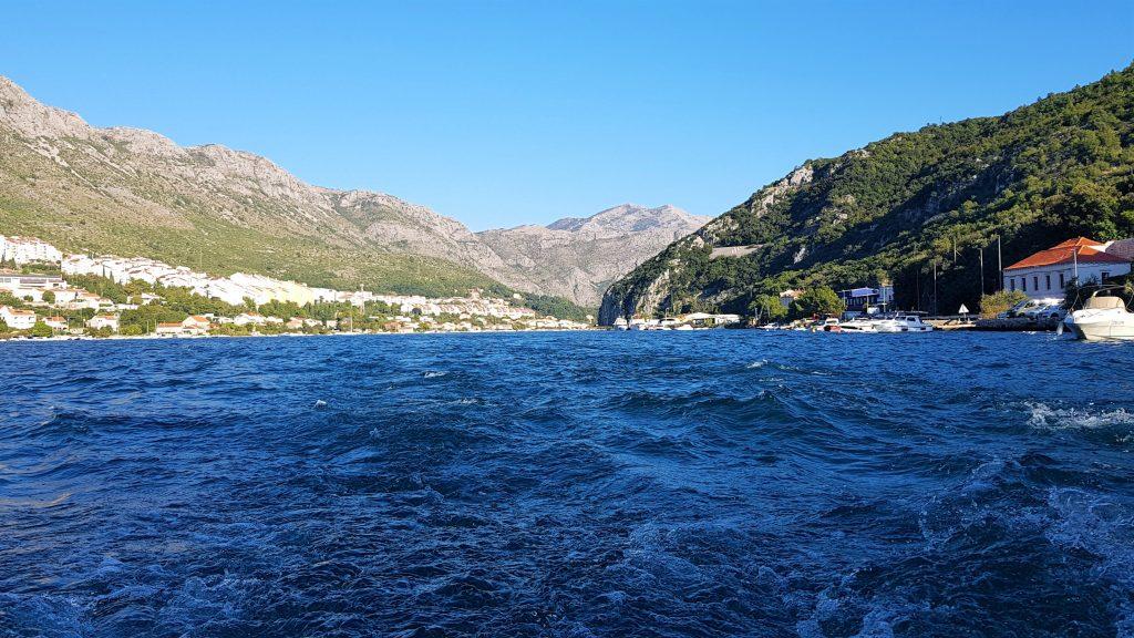 ACI Marina Dubrovnik surroundings, one-way charter