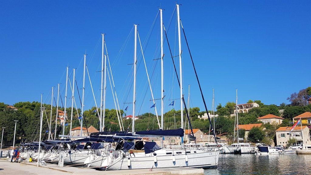 SailingEurope Charter fleet