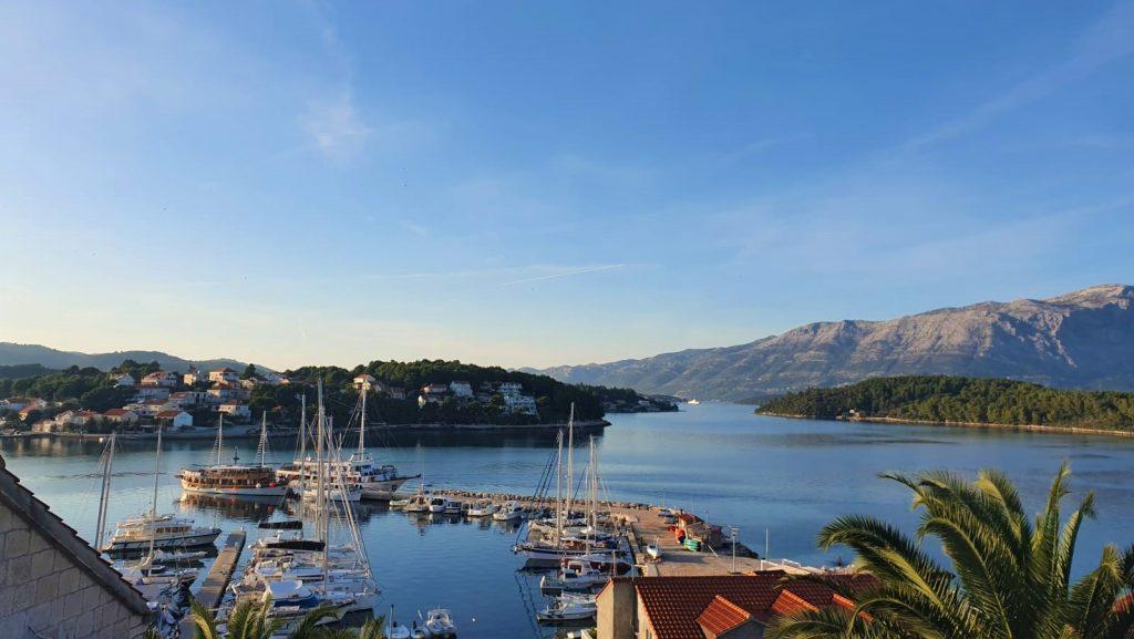 Lumbarda, Korčula, one-way charter