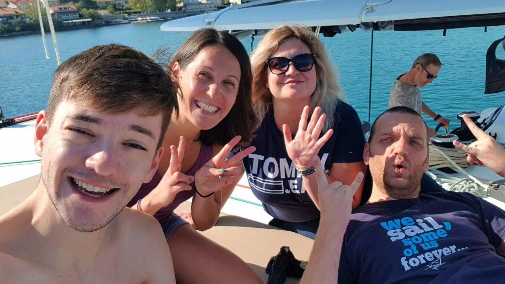 SailingEurope crew
