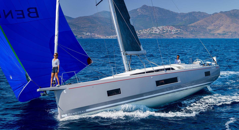 Design of the new Oceanis boat