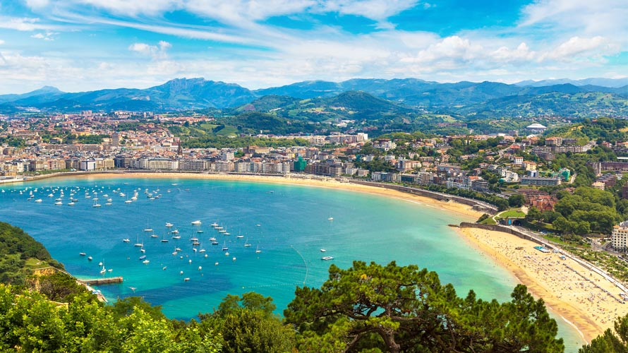 Sail in Spain, Yacht charter in Spain, San Sebastian, Donostia
